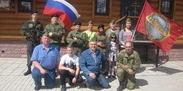 27-28 июня 2017 Уроки военного дела в Южном Бутово