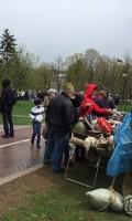 День Победы 2017 - Гончаровский парк