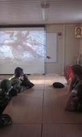 Уроки военного дела в Южном Бутово