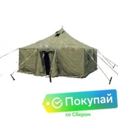Палатка барачная БП-20