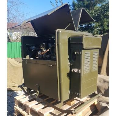 Генератор армейский АБ-8