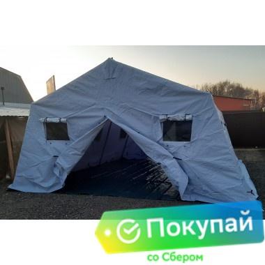 Армейская каркасная палатка Памир-30