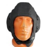 Шлем Авиатехника черного цвета