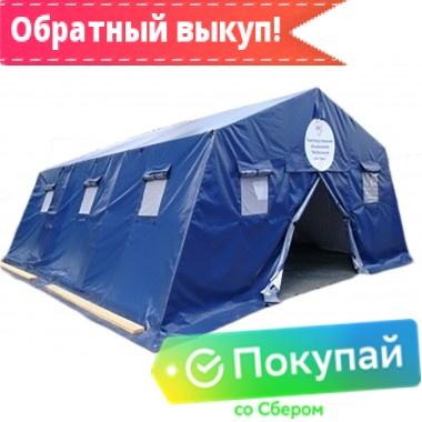 Армейская каркасная палатка М-30