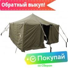 Аренда армейской палатки, модернизированной 12-местной