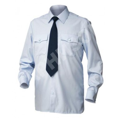 Рубашка Полиция Д/Р белая