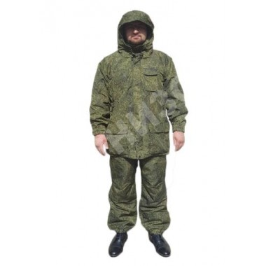 Костюм ветровлагозащитный специального назначения