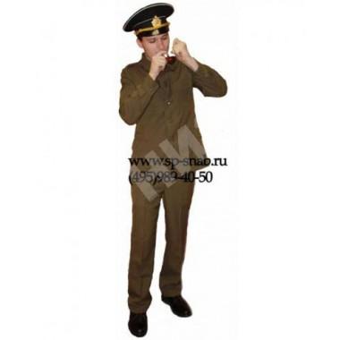 Костюм парадный ПШ советского образца