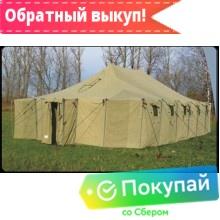 Палатка барачная БП-40
