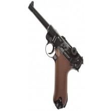 Пневматический пистолет Gletcher P 08 с блоубэком
