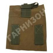 Чехол для малой саперной лопаты (ткань палатка)