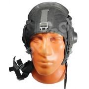 Шлем летный кожаный