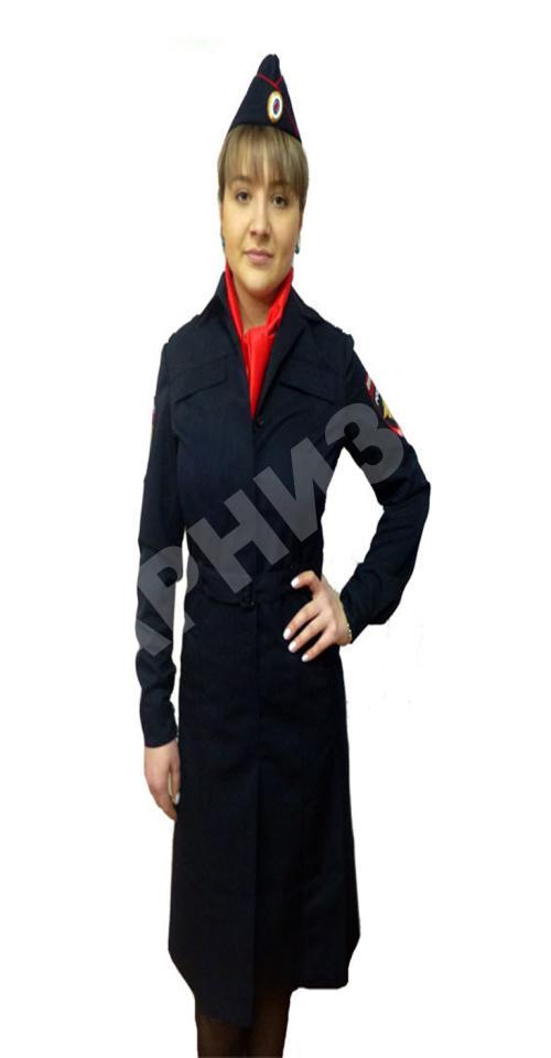 Платье Женское Полиция