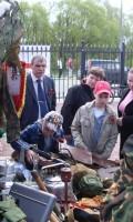Празднование Дня Победы 9 мая 2011