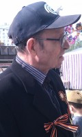 Празднование Дня Победы 9 мая 2012