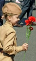 Празднование Дня Победы 9 мая 2013 года г.Видное