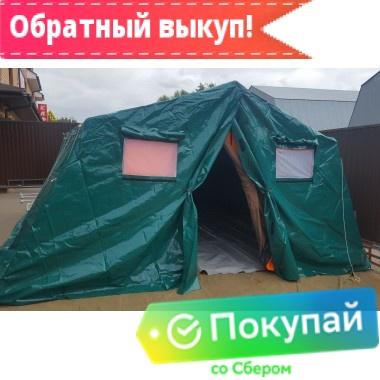 Армейская каркасная палатка ЧС-25