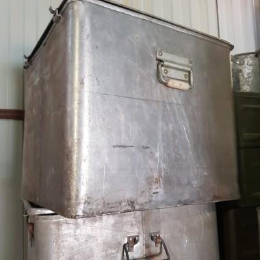 Алюминиевый контейнер СССР