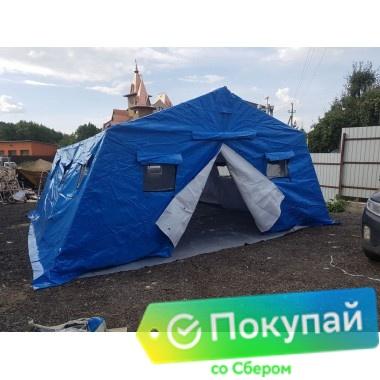 Модульная каркасная палатка М-30