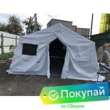 Палатка М-10 (белая)