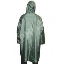 Плащ ветровлагозащитный тк. оксфлорд зеленого цвета