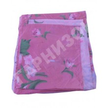 КПБ Комплект постельного белья гражданский цветной облегченный №1 (простыня+наволочка)